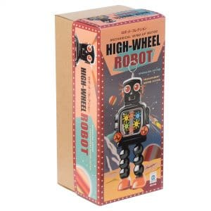 High Wheel Robot