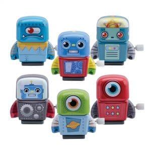 Mini Tin Robots