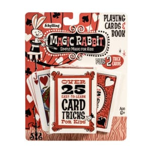 Magic Rabbit Card Tricks Package Front