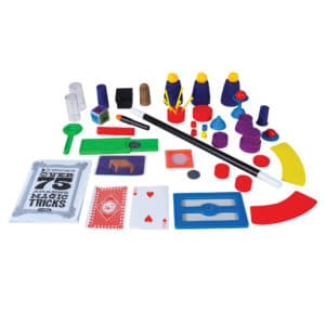 Jumbo Box Of Magic Tricks Contents