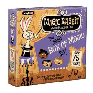 Jumbo Box Of Magic Tricks Package Front Angle Right
