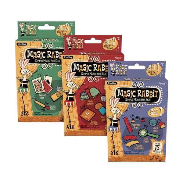 Magic Rabbit Assorted Magic Tricks