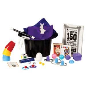 Deluxe Magic Hat Set Contents