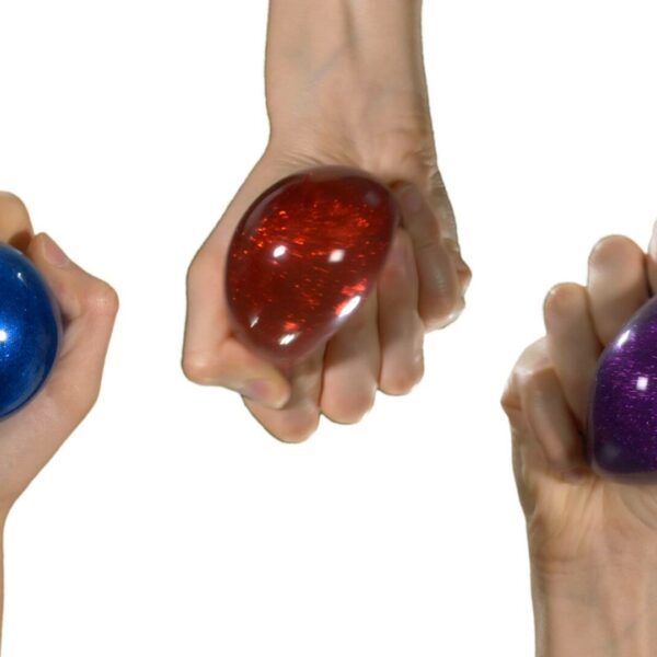 Stardust Nee Doh stressball video