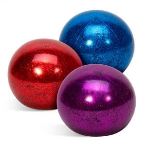 Nee Doh Stardust Shimmer Group: Purple, Red, Blue