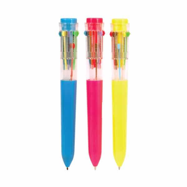 Ten Color Pen