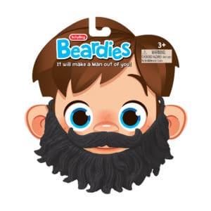 Beardies Black