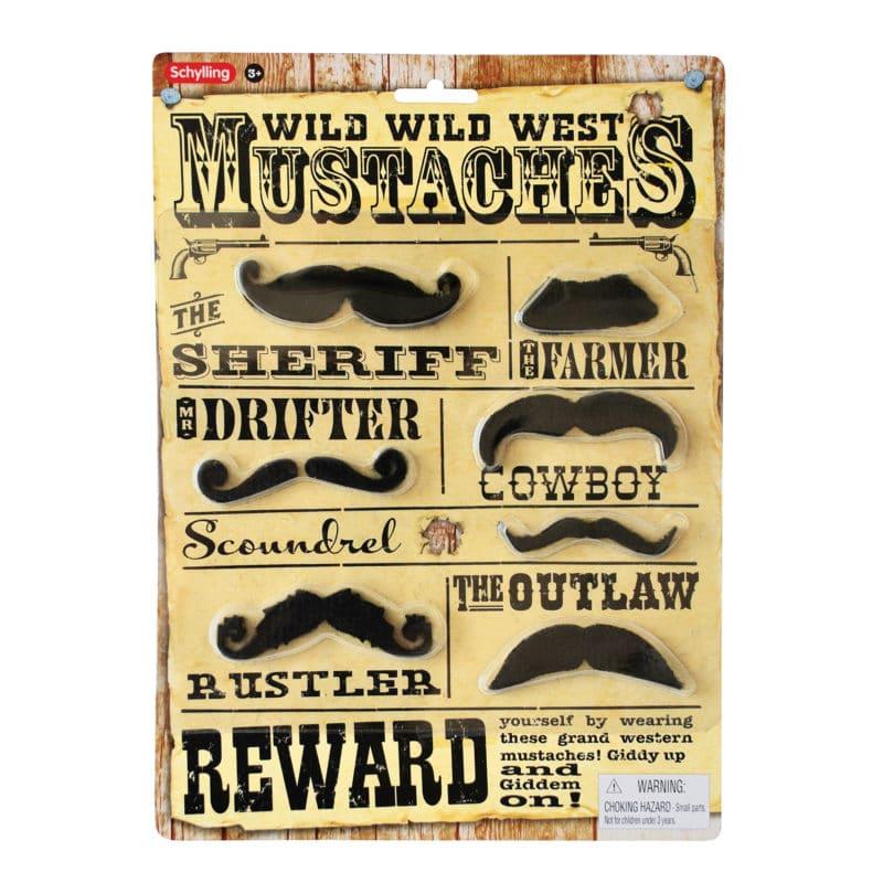 Western Mustaches