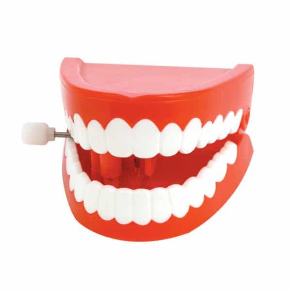 Joker's Delight Chattering Teeth Front