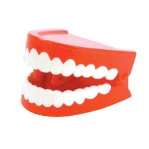 Joker's Delight Chattering Teeth Left