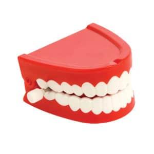 Joker's Delight Chattering Teeth Right