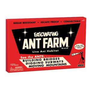 Uncle Milton's Retro Ant Farm