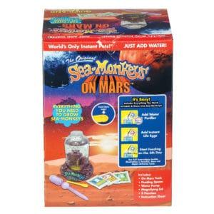 Sea-Monkey On Mars