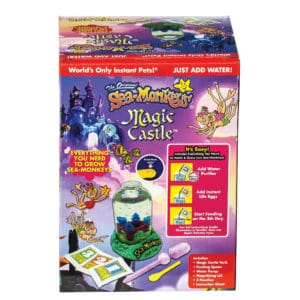 Sea-Monkey Magic Castle
