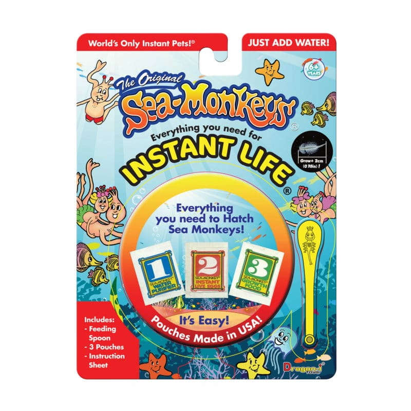 Sea-Monkey Original Instant Life