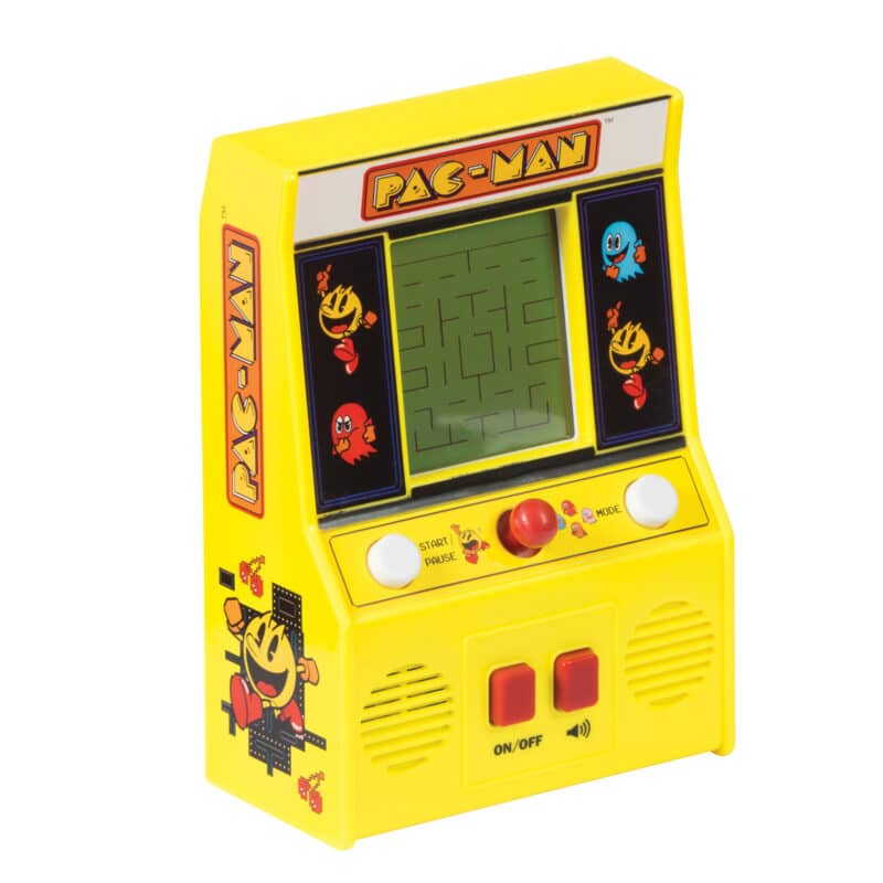 Pac-Man Retro Arcade Game Front Angle Right