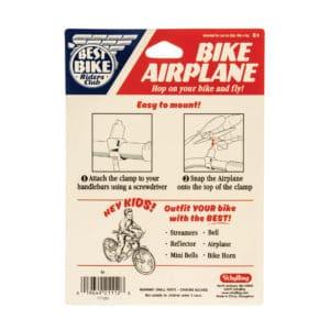 Best Bike Bike Airplane Package Back