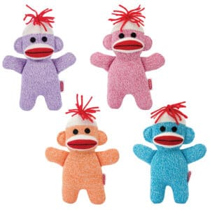 Sock Monkey Babies