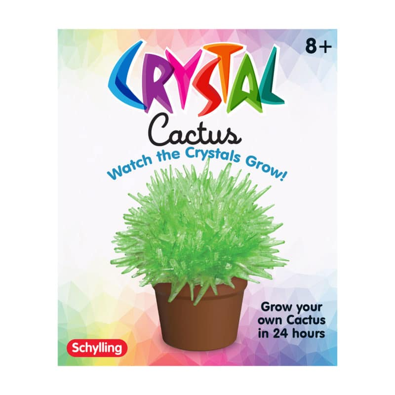 Crystal Cactus Package Front