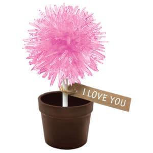 Crystal Lollipop Tree
