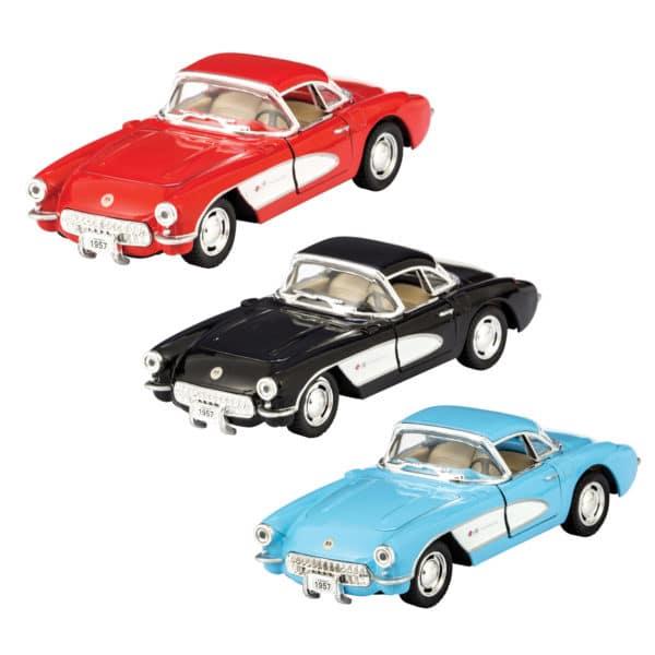 Diecast 1958 Corvette
