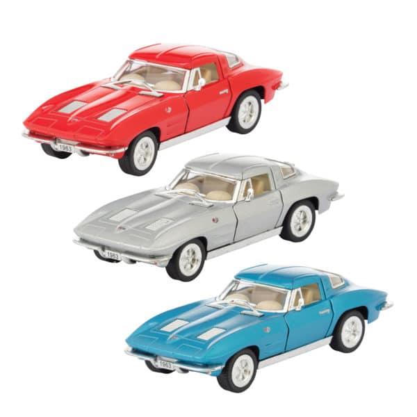 Diecast 1963 Corvette Sting Ray