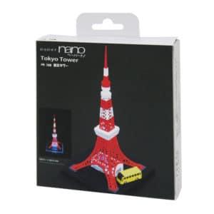 paper nano - Tokyo Tower