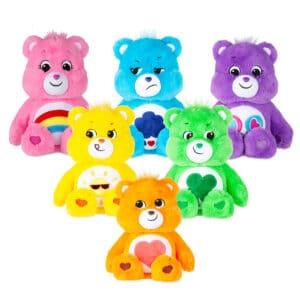 Care Bears Medium Plush group