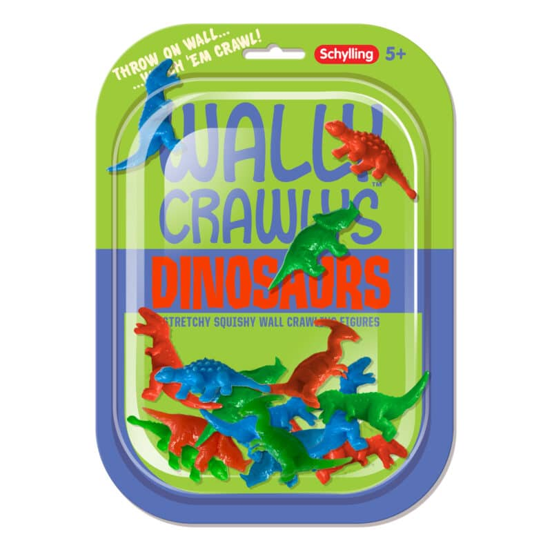 Wally Crawly Dinos Package Front