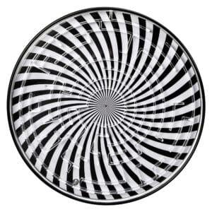 Tin BB Maze - Black and White