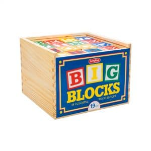 Large ABC Wood Blocks