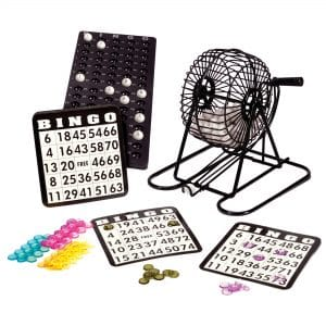 Bingo Game Contents