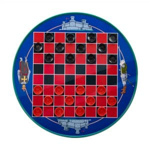 Checkers Front