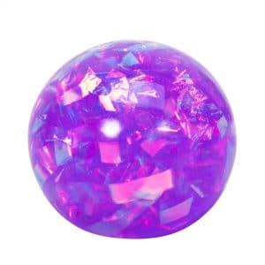 Crystal Squeeze Nee Doh Purple