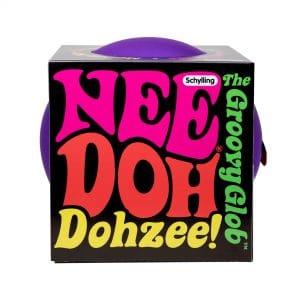 Nee Doh Dohzee Package Front - Purple