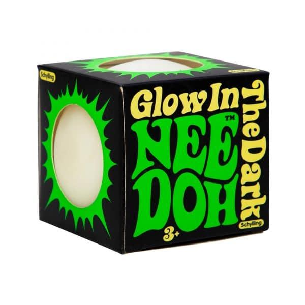 Need Dough Glow in the Dark Stress ball in box