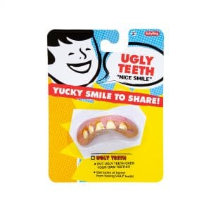 Ugly Teeth Package Front