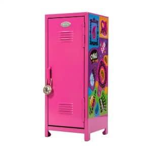 Girl Talk Locker