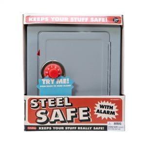 Steel Safe W/ Alarm