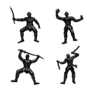 Wally Crawlys Ninja Figure Assortment
