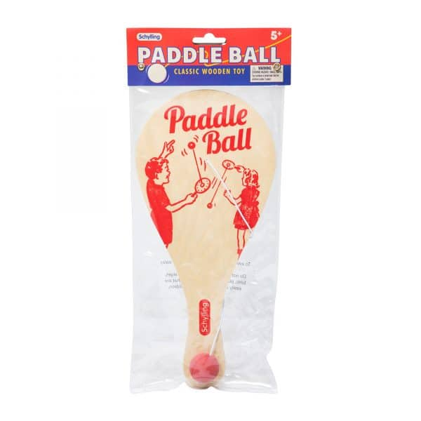 Paddle Ball in Package Front