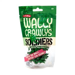 Wally Crawly Soldiers Bag Package Front