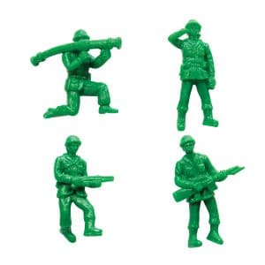 Wally Crawly Soldiers Figure Assortment