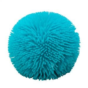 Shaggy Nee Doh Blue Squeeze Ball