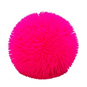 Shaggy Nee Doh Pink Squeeze Ball