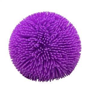 Shaggy Nee Doh Purple Squeeze Ball