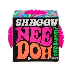 Shaggy Nee Doh Pink Package Front