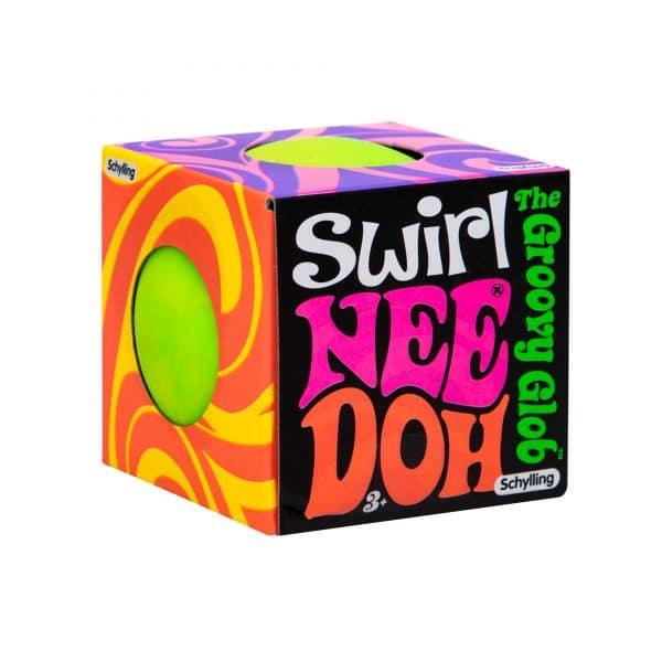 Nee Doh Swirl Package