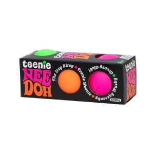 Teenie Nee Doh Package Lay Angle