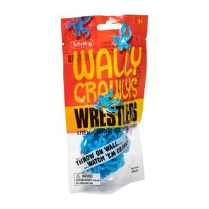 Wally Crawlys Wrestlers Bag Package Front Angle